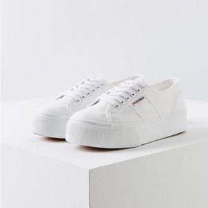 NEW Superga Platform Sneakers